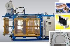 Full Auto Vacuum EPS Shape Molding Machine