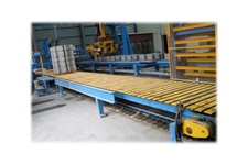 Slat Band Conveyer