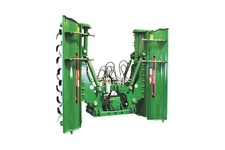 Folding Rotavator Suitable for Paddy Field