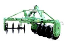 Disc Plough (Plow)