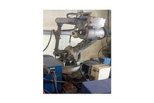 Automatic Welding Robot System & Positioner