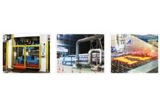 Hydraulic press - Hot forming press line