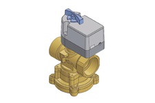 Intelligent Flow Control Valve