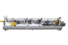 Premium Edge banding Machine (Space for Pre-milling)