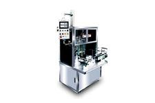 Semi-automatic design filling machine (servo control type)