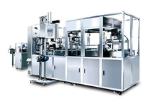 Fully Automatic Lipstick Moulding & Packaging Machine