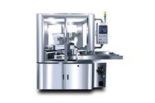 High Speed Automatic servo motor type Cosmetic powder press machine