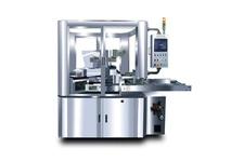 Automatic Servo motor type Cosmetic powder press machine