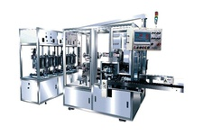 Linear type Automatic Wet powder Side Injection machine