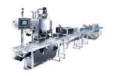 Automatic Multi-colour Hot Pouring Machine