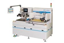 Vision System Semi Automatic Screen Printing Machine
