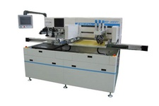Vision System Fully Automatic Screen Printing Machine (Table Slinging Type)