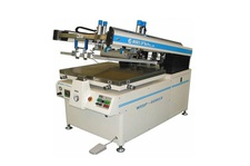 Semi Automatic Screen Printing Machine (Hinge Type)