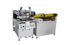 Semi Automatic Screen Printing Machine (Window Glass)