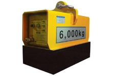 Battery Type Lifting Magnet