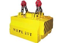 Electro-permanent Lifting Magnet for Billet