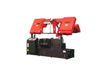 Band Saw Machine (Type : mid-small)