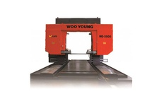 Band Saw Machine (Gantry)