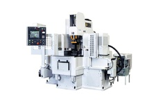 CNC Type Two-Head Milling Machine
