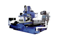 APC Type Two-Head Milling Machine