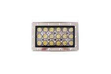 50W rectangular lens work lamp