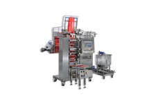 High Speed Automatic Liquid Packing Machine (2Line)