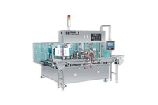 Auto Rotary Pouch Filling & Sealing Machine