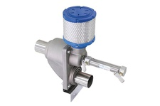 Matrix line cleaning valve