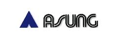 A-SUNG MACHINERY corporate identity