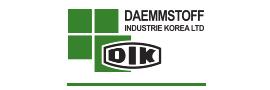 Daemmstoff Industrie Korea