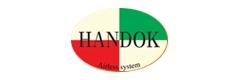 HANDOK AIRLESS corporate identity