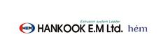HANKOOK E.M corporate identity