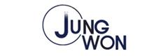 Jung Won corporate identity