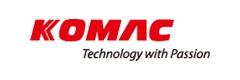KOMAC corporate identity