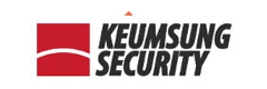 Keumsung Security corporate identity