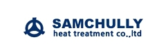 Samchully Heat Treatment corporate identity