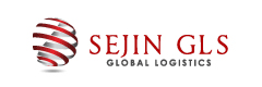 SEJIN GLS corporate identity