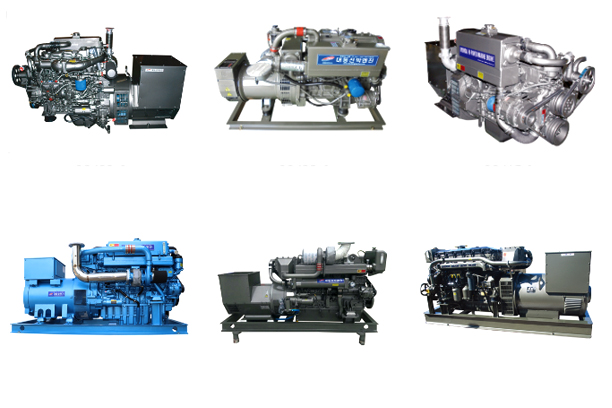 DAEDONG MARINE TECH's products