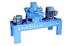 DAEGA POWEDER SYSTEM's products