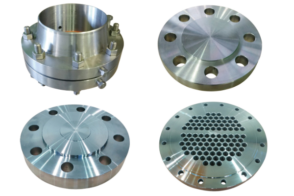 DH METAL's products