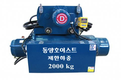 DONG YANG HOIST's products