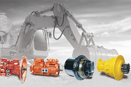 Doosan Mottrol's products