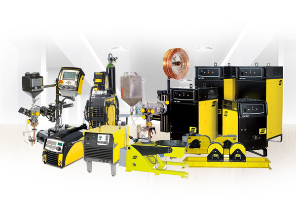 ESAB SeAH's products