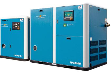Hanshin Machinery's products