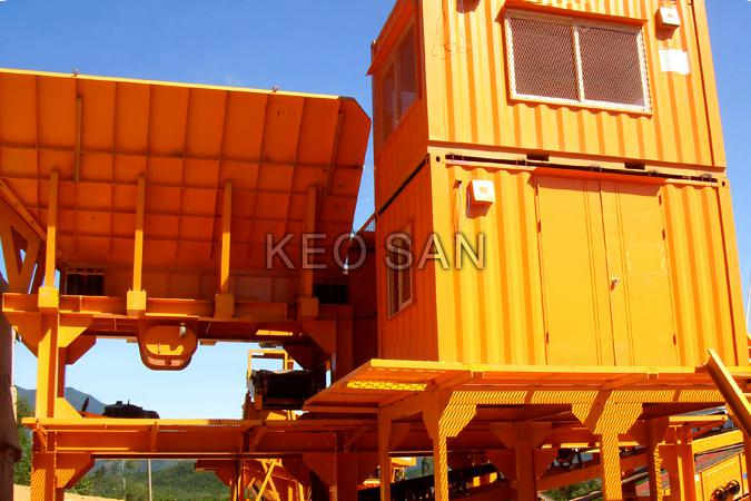 KEOSAN MACHINERY's products