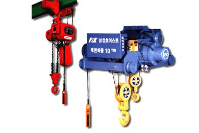 Namsung Machinery's products