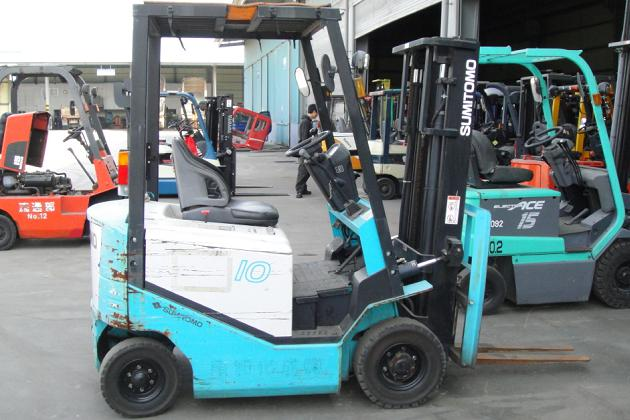 S.L.S Electric Forklift's products