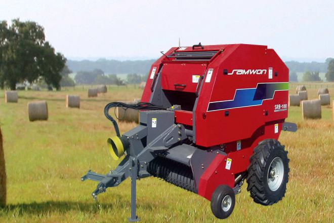 SAMWON FARM MACHINERY's products