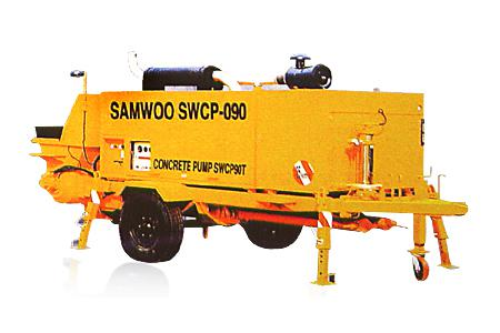Samwoo Heavy's products