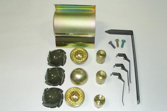 Samwoo Metal's products